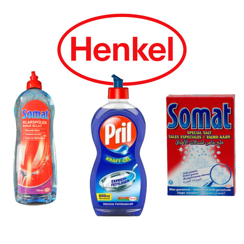Image of Détergents pour lave-vaiselle Henkel